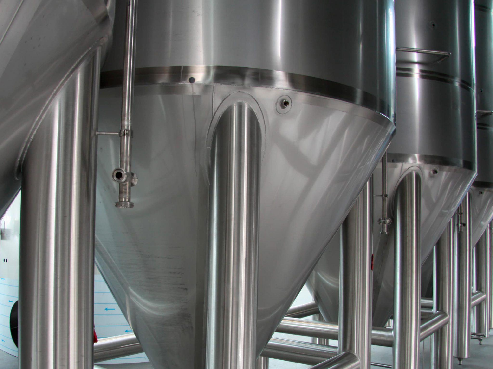 BBT Bright Beer Tanks | | BBT Helle Bierbehälter